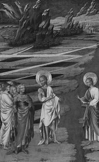Ecce Agnus Dei, Giovanni di Paolo