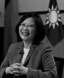 La Presidente Tsai