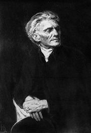 Ritratto di Stefan George (Reinhold Lepsius)