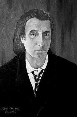 Alfred Schnittke. Di Reginald Gray