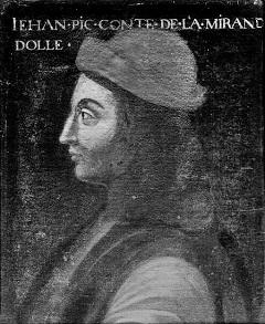 Giovanni Pico della Mirandola - Collezione del castello di Beauregard, francia