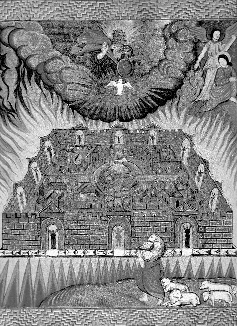 La Nuova Gerusalemme, Malnazar e Aghap'ir (1645)
