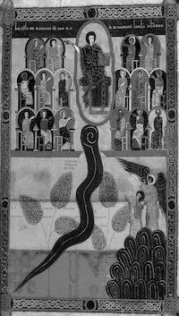 beautus di facundus. La Gerusalemme Celeste e il fiume dell'acqua di vita